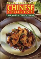 New World Chinese Cooking