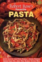 Robert Rose's Favorite Pasta