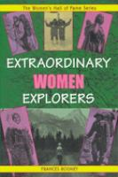 Extraordinary Women Explorers