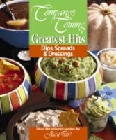 Dips, Spreads & Dressings