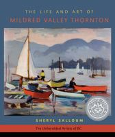 The Life and Art of Mildred Valley Thornton