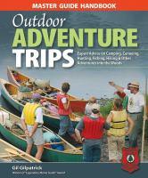 Master Guide Handbook, Outdoor Adventure Trips