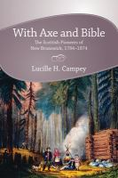 With Axe and Bible