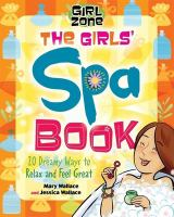 The Girls' Spa Book