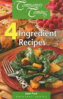 Four Ingredient Recipes