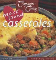 Most Loved Casseroles