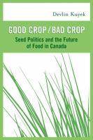Good Crop/bad Crop