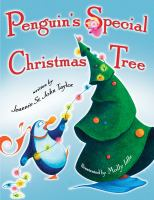 Penguin's Special Christmas Tree