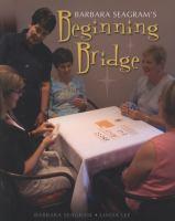 Barbara Seagram's Beginning Bridge