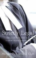 Strictly Legal