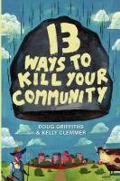 13 Ways to Kill your Community