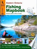 Fishing Mapbook, Eastern Ontario