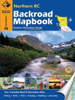 Backroad Mapbook, Kootenay Rockies BC