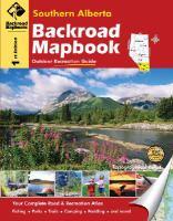 Backroad Mapbook, Southern Alberta