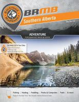 Southern Alberta Backroad Mapbookh[cartographic Material]