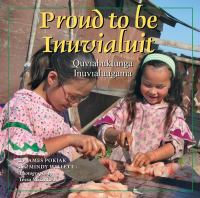 Proud to Be Inuvialuit