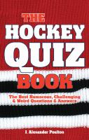 The Hockey Quiz Book