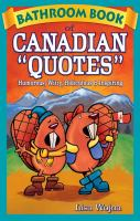 Canadian Quotes