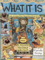 Cover of What It Is