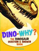 Dino--why?