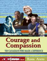 Courage and Compassion