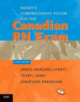Mosby's Comprehensive Review for the Canadian RN Exam