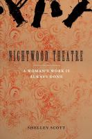 Nightwood Theatre: A Woman's Work Is Always Done (Canadian Plays)