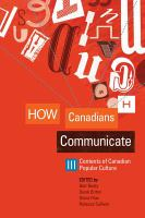 Contexts of Canadian Popular Culture