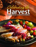Celebrating the Harvest