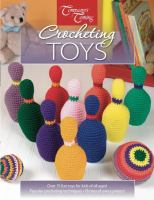 Crocheting Toys