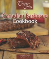 The Canadian Barbecue Cookbook
