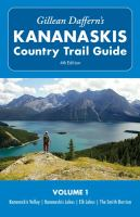 Gillean Daffern's Kananaskis Country Trail Guide