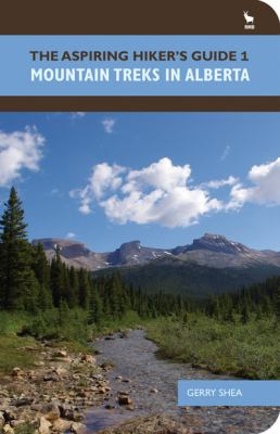 Cover image for Mountain Treks in Alberta
