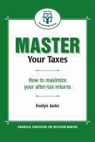 Master your Taxes