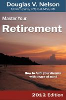 Master your Retirement