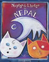 Nuptse and Lhotse in Nepal