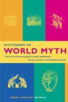 Dictionary of World Myth