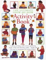The Ultimate Show-me-how Activity Book