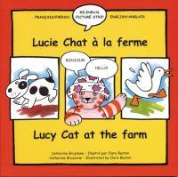 Lucy Chat à La Ferme