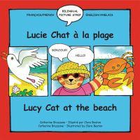 Lucy Chat à La Plage
