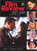 Film Review, 2001-2002