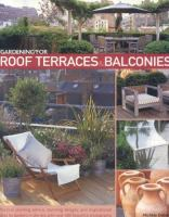 Gardening for Roof Terraces & Balconies