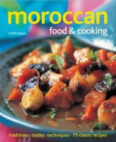 Moroccan Food and Cooking