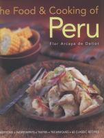 The Food & Cooking of Peru