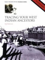 Tracing your West Indian Ancestors