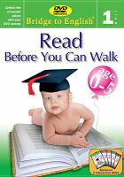 Read Before You Can Walk