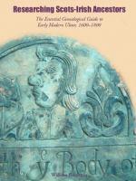 Researching Scots-Irish Ancestors