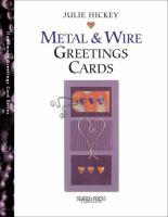 Handmade Metal & Wire Greetings Cards