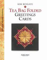 Tea Bag Folded Greeting Cards