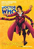 [Doctor Who Graphic Novel